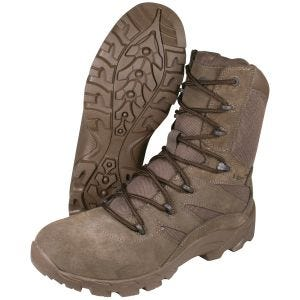Viper Covert Boots Brown